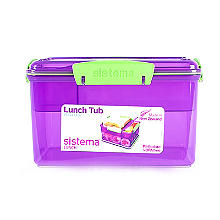 Sistema Lunch Tub 2.3L