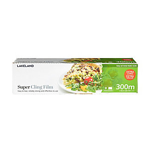 Lakeland Super Cling Film, 30cm x 300m