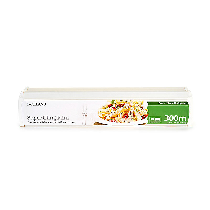 Super Cling Film in Dispenser 35cm x 300m