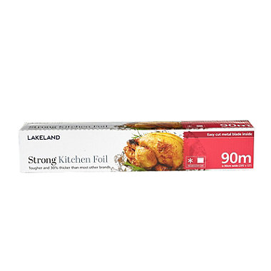 Strong Kitchen Foil 30cm x 90m