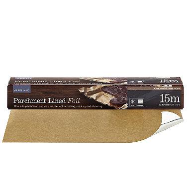 30cm x 15m Parchment Lined Foil