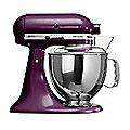 KitchenAid® Artisan® 4.8L Stand Mixer Boysenberry KSM150PSBBY