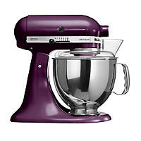 KitchenAid® Artisan® 4.8L Stand Mixer Boysenberry KSM150PSBBY
