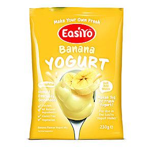 EasiYo™ Banana Sachet