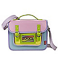 Zoom® Pink Satchel