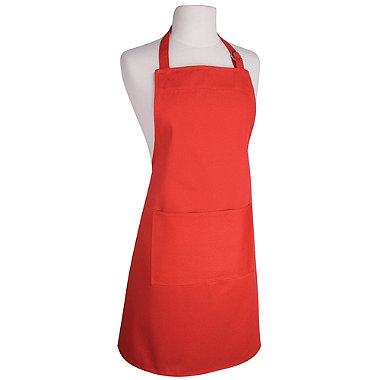 Red Apron Adult