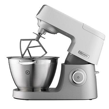 Kenwood Chef Sense 4.6L Stand Mixer - Silver KVC50
