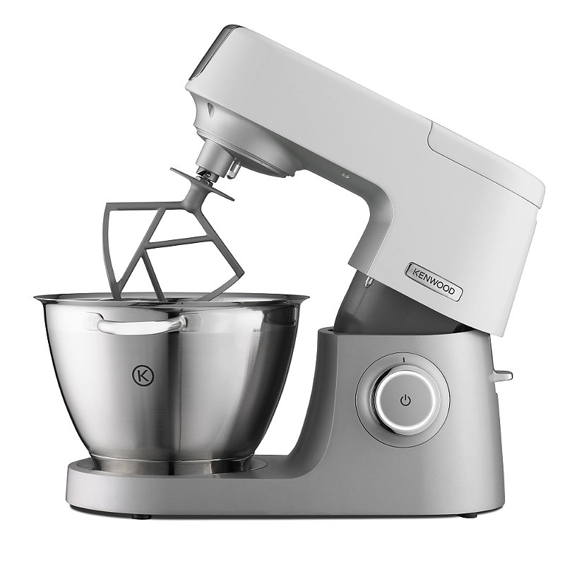 kenwood chef sense kvc50 stand mixer 4 6l white. Black Bedroom Furniture Sets. Home Design Ideas