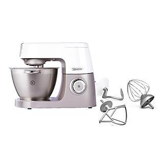 Kenwood Chef Sense 4.6L Stand Mixer - Silver KVC50 alt image 4