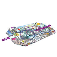 Reusable Sandwich Wrap - Bicycle