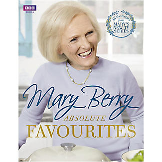 Mary Berry's Absolute Favourites Book alt image 1