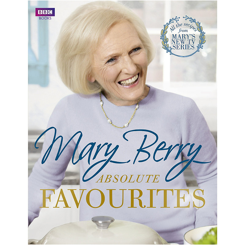 Mary Berry's Absolute Favourites Book