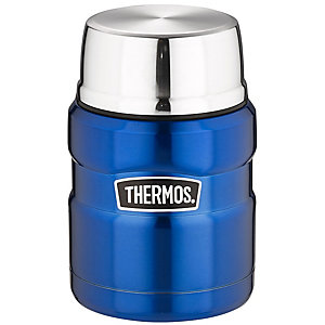 Thermos King Small Blue Food Flask