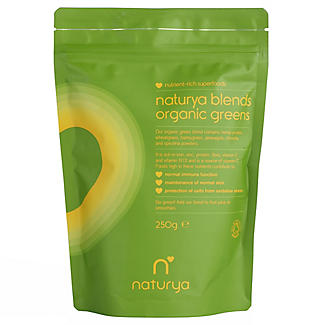 Naturya Blends Organic Greens 250g
