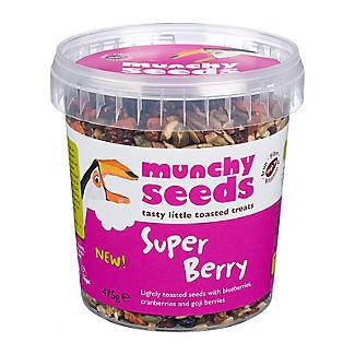 Munchy Seeds Super Seed Sprinkles Snack 475g