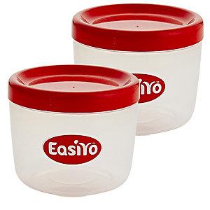 EasiYo Yogurt Maker 2 Extra 500g Jars
