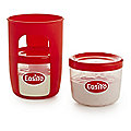 EasiYo Yogurt Maker Basket & 2 Jars