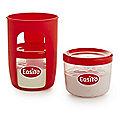 EasiYo™ Basket and 2 Jars