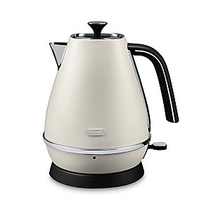 Delonghi Distinta Pure White Kettle