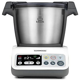 Kenwood kCook 1.5L Chop Stir & Cook Multi Cooker CCC200WH. alt image 1
