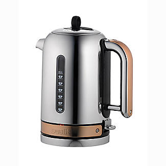 Dualit Classic Copper Kettle 1.7L - Rapid & Whisper Boil 72820 alt image 3