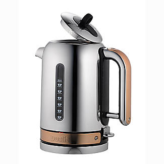 Dualit Classic Copper Kettle 1.7L - Rapid & Whisper Boil 72820 alt image 4
