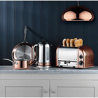 Dualit Classic Copper Kettle 1.7L - Rapid & Whisper Boil 72820 alt image 9