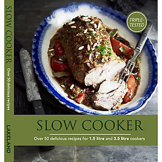 Slow Cooker One Pot Recipe Book - Over
