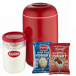 EasiYo 1kg Yogurt Maker & 2 Sachets Starter Kit