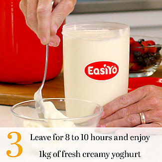 EasiYo 1kg Yogurt Maker & 2 Sachets Starter Kit alt image 5