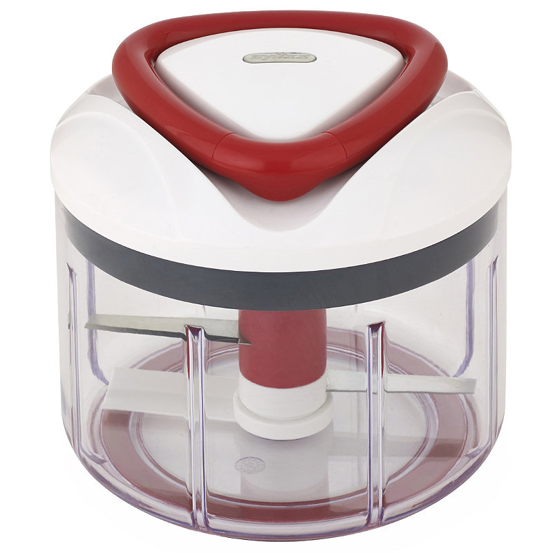 Zyliss® Easy Pull Manual Food Processor