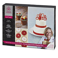 Little Venice Cake Company Floral Cake Kit