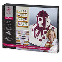 Little Venice Cake Company Square Miniature Cake Kit