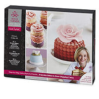 Little Venice Cake Company Crown Cake Kit