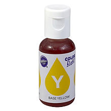 Wilton® Colour Right Food Colour Refill 19ml - Yellow