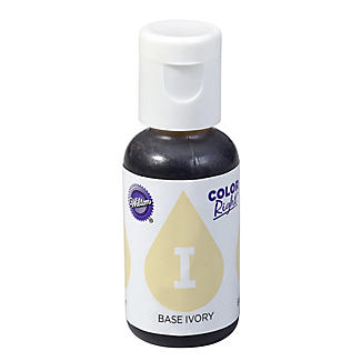 Wilton® Colour Right Food Colour Refill 19ml - Ivory White