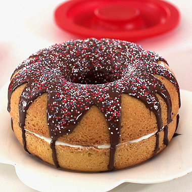 Large Doughnut Cake Mould