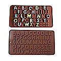 Alphabet Chocolate Mould