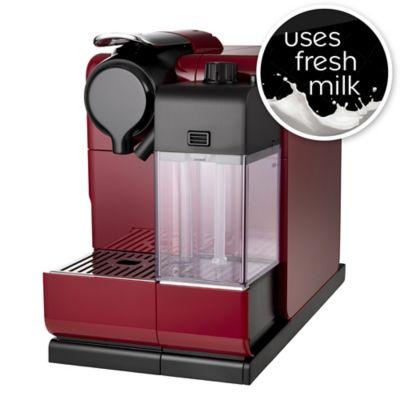 Can you put milk in an espresso machine