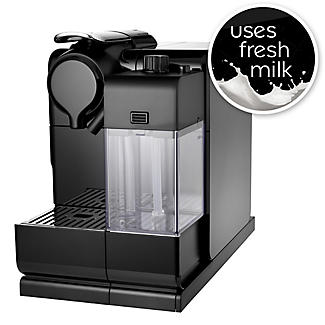 Delonghi Nespresso® Latissima Touch Black Coffee Pod Machine EN550B