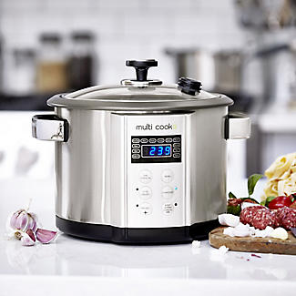 Multi Cooka 4.5L Family Multi & Slow Cooker alt image 1