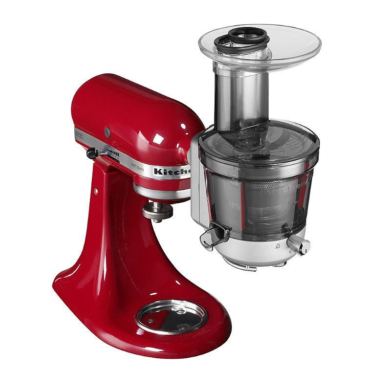 Kitchenaid Juicer Attachments kitchenaid juicer & sauce attachment for stand mixers