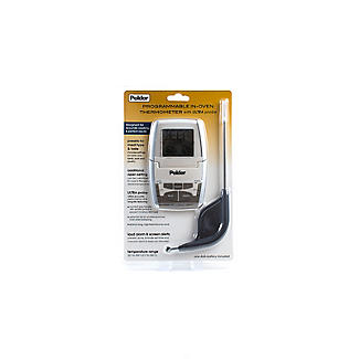 Polder Digital Meat & Poultry Probe In-Oven Thermometer alt image 6