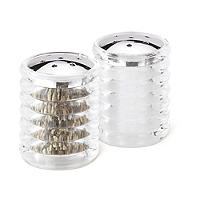 Cole and Mason Beehive Acrylic Salt & Pepper