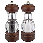 Cole & Mason Forest Grinder Mill - Salt & Pepper Set Ready Filled