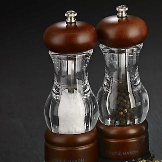 Cole & Mason Forest Grinder Mill - Salt & Pepper Set Ready Filled alt image 2