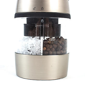 Cole & Mason Kew Electric Grinder Mill - Salt & Pepper Ready Filled alt image 4