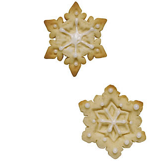 4 Snowflake Cookie Cutters alt image 2