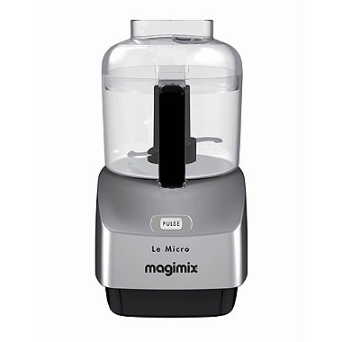 Magimix Le Micro 12245 Mini Satin Food Processor