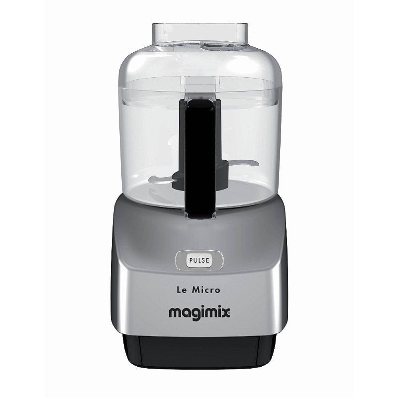 Magimix Le Micro 12245 Mini Satin Food Processor